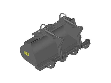 Werk-Brau AG Grapple Bucket