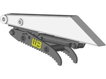 Werk-Brau Excavator Stick