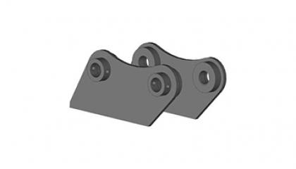 Werk-Brau Flat Plates and Hammers