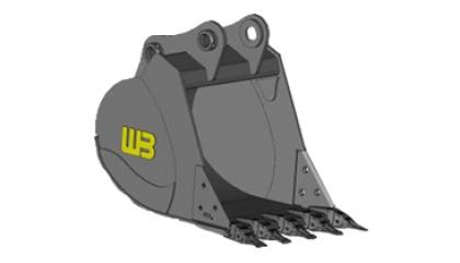 Werk-Brau Heavy Duty Excavator Buckets