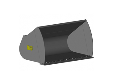 Werk-Brau High Performance Loader Bucket