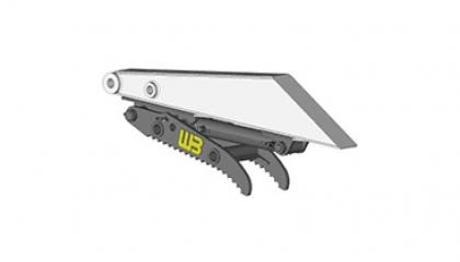 Werk-Brau Stick-Mounted Thumb